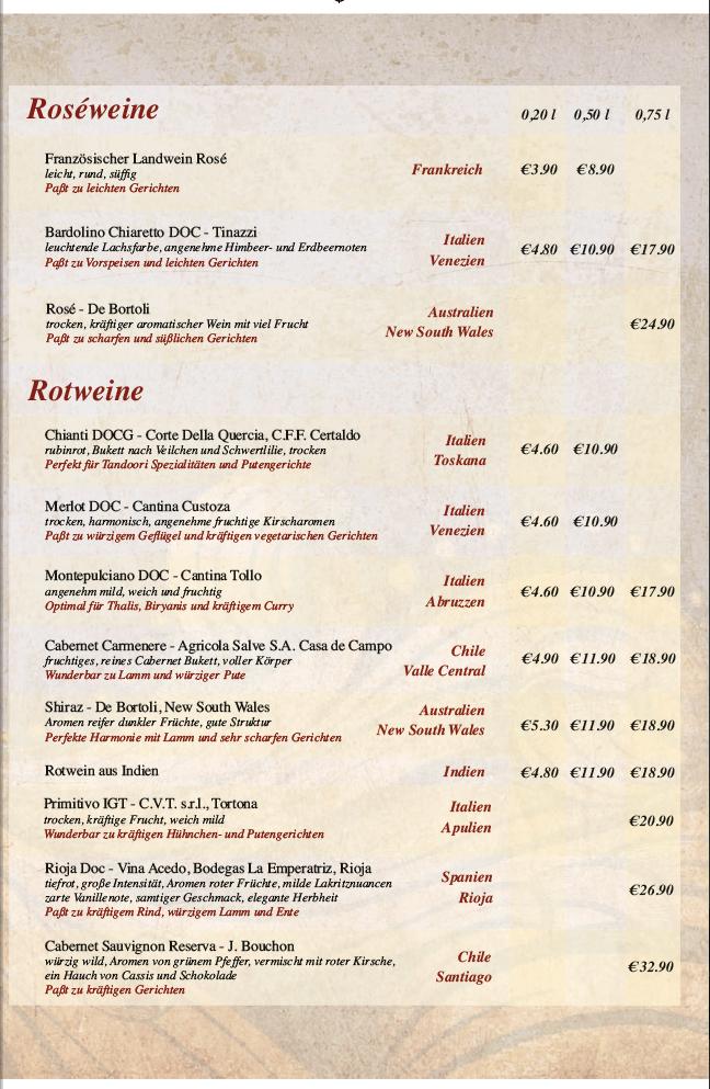 Shiva München Muenchen Restaurant Indisch Indien Essen ...